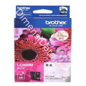 Picture of Tinta / Cartridge BROTHER Magenta Ink  [LC-400 M]